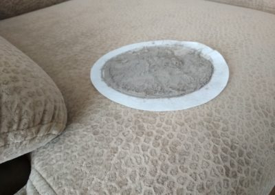 Pranie tapicerek materiałowych